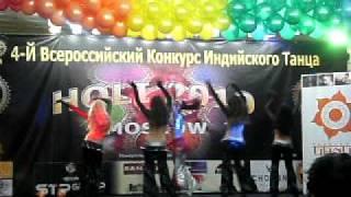 Holi Mela 2010 in Moscow