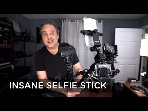 Xxx Mp4 INSANE SELFIE STICK THE ULTIMATE FOR MOBILE PHOTOGRAPHY 3gp Sex