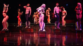 Zumanity: Rated Cirque | No Limit Zone  | Ep. 2 | Choreographed By Yanis Marshall. Cirque Du Soleil.