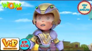 Vir: The Robot Boy - Vir vs Robot Ten - As Seen On HungamaTV - IN ENGLISH