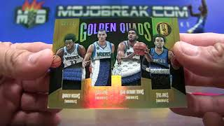8/22 - 2016-17 Panini NBA Gold Standard 6 Box Half Case eBay Break PYT #17