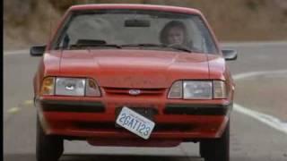 Eve of Destruction (1991) - Nice car scene