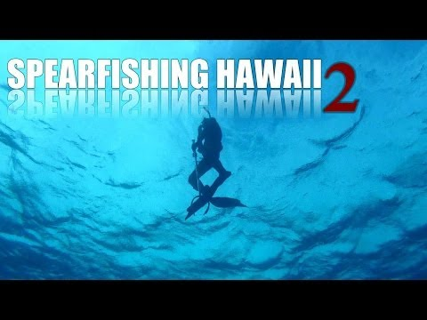 Spearfishing Hawaii 2 HSL DIVE