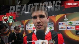 Nice 2-1 Krasnodar : les réactions