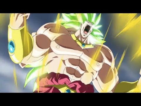 All Broly Forms And Transformations | Daikhlo