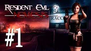 Resident Evil 3: Nemesis | En Español | Capitulo 1 |