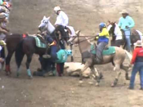 campeonato coleo A maracay 2012