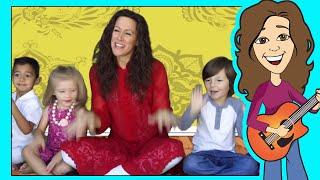 Shake and Move Children