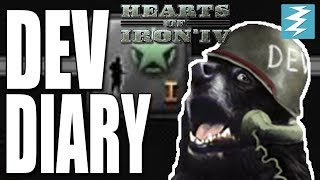 COMMANDOS GET BUFFED! Dev Diary - Hearts of Iron 4 HOI4 Paradox Interactive