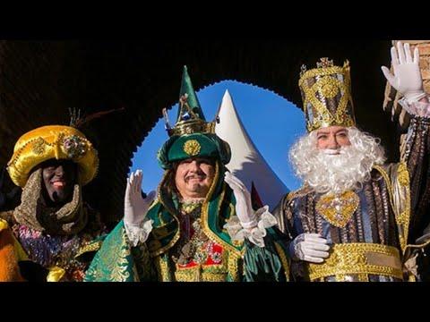 Cabalgata de Reyes Magos Málaga 2019
