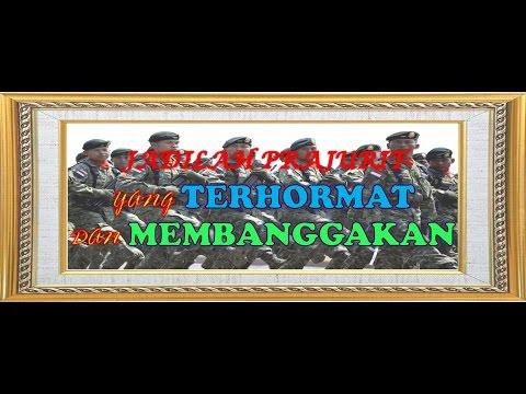 Lagu Pendidikan TNI + Liriknya