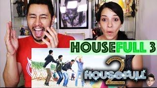 HF Part 2 & 3 Reaction - Jaby & Naomi!