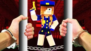 Realistic Minecraft - GETTING ARRESTED IN REAL LIFE!