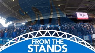 FROM THE STANDS: Huddersfield Town vs Crystal Palace