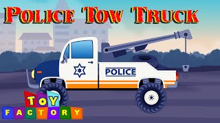 Tow trucks for children | Monster trucks for children | tow truck and repairs