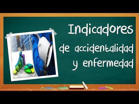 Indicadores de accidentes de trabajo y enfermedades laborales