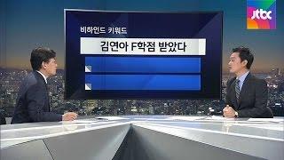 [비하인드 뉴스] 재조명 받는 김연아의 'F학점'