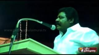 Vaakkala Perumakkale:  Actor Imman Annachi speech supporting DMK