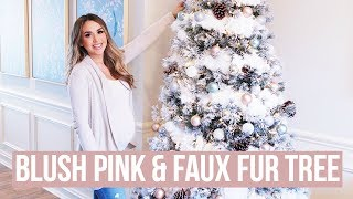 DECORATE WITH ME! CHRISTMAS TREE 2017 | ALEXANDREA GARZA