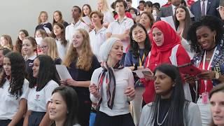 Dwight School Dubai Celebratory Official Opening Week