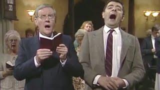 Mr. Bean - Sneaking Sweets in Church