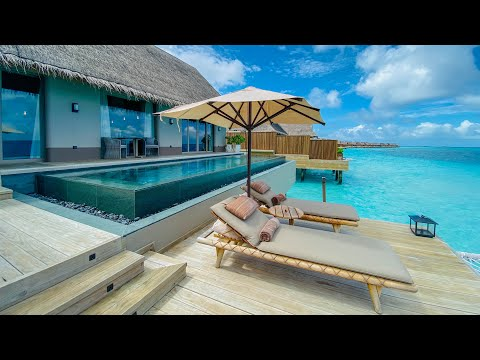 JOALI Maldives 2020 New Art Luxury Resort in Maldives