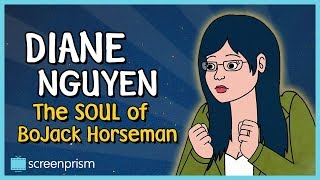 Diane Nguyen, the Soul of BoJack Horseman