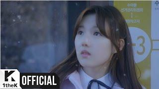 [MV] 여자친구(GFRIEND) _ 시간을 달려서(Rough)