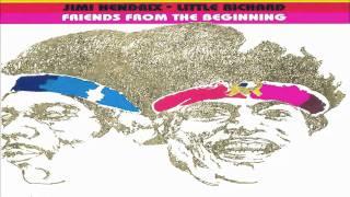 Jimi Hendrix & Little Richard -10- Hound Dog (HD)