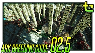 Ark Breeding || Mutations are slowly consuming my sanity || TimmyCarbine