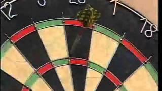 1997 BDO World Darts Championship   The Final   Les Wallace vs Marshall James 480p H 264 AAC