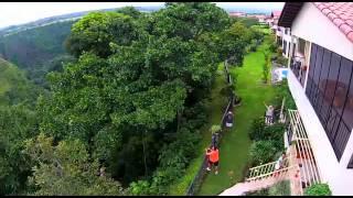 Hacienda los molinos,  Boquete-Chiriquí- Panamá.