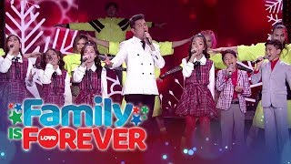 Gary V. performs 'Tuloy Pa Rin Ang Pasko' with The Voice Kids | ABS-CBN Christmas Special 2019