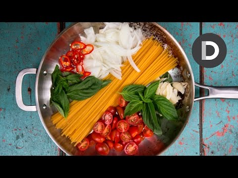 How to make... One Pan Pasta!
