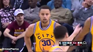 Golden State Warriors vs Cleveland Cavaliers 18/01/2016