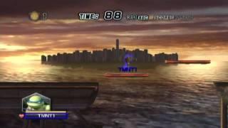 Teenage Mutant Ninja Turtles: Smash Up - Leonardo Arcade Mode (Part 1)