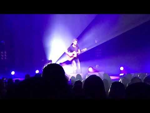 John Mayer Acoustic - Stop This Train - cancer benefit Baltimore Lyric 1072018