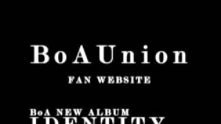 [FULL SIZE]BoA 11 Possibility duet with 三浦大知 [IDENTITY NEW ALBUM BoAUnion supported]