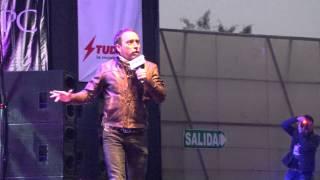 Carlos Galdós dice que apoya al artista peruano