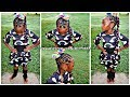 Download Video Download Easy Natural Hairstyle For Girls | Children's Natural Hair Care 3GP MP4 FLV