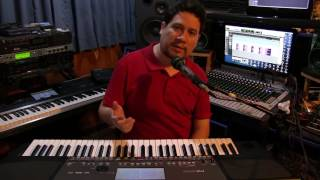 PA KORG NEW SERIES PACK 2 DEMO GQSOUNDS (samples PA600, 900, PA3X, PA4LE) ETC.