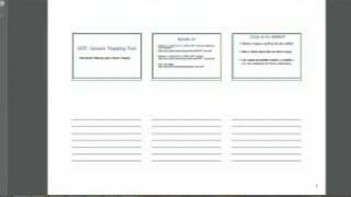 Instalacion y uso de Generic Mapping Tools