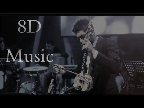 موسيقى ثمانية الأبعاد وعازف بإحساس راقي Tükeneceğiz Cafer nazlıbaş 8D Audio
