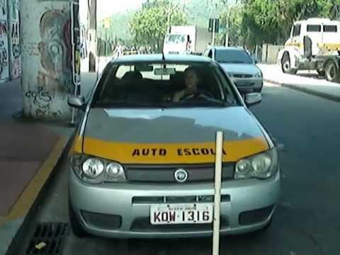 Baliza Palio Instrutor Henrique Auto Escola Imola