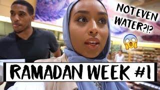 Iftar & Suhoor Recipes, Working Out & My Birthday! | The Ramadan Weekly | VLOG #1