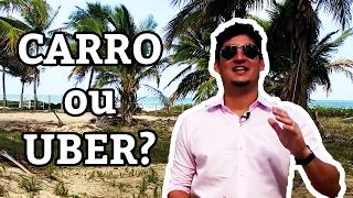 CARRO ou UBER? DESCUBRA COMO COMPARAR!