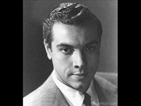 Mario Lanza - The Loveliest Night of the Year