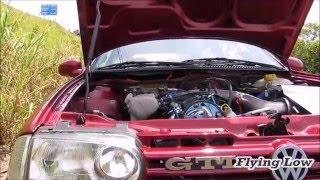 Gol GTI Turbo Vermelho 400 CV Top