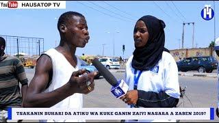 Tsakanin Buhari Da Atiku Waye Zaiyi Nasara A Zaben 2019? | Street Questions (EPISODE 72)