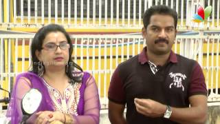 Ambika's Nizhal shot in a haunted house | Tamil Movie | Interview | Suresh Nair